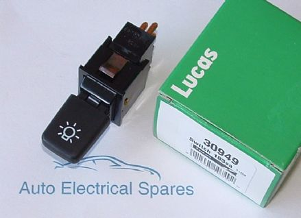 Lucas 30949 183SA panel light switch